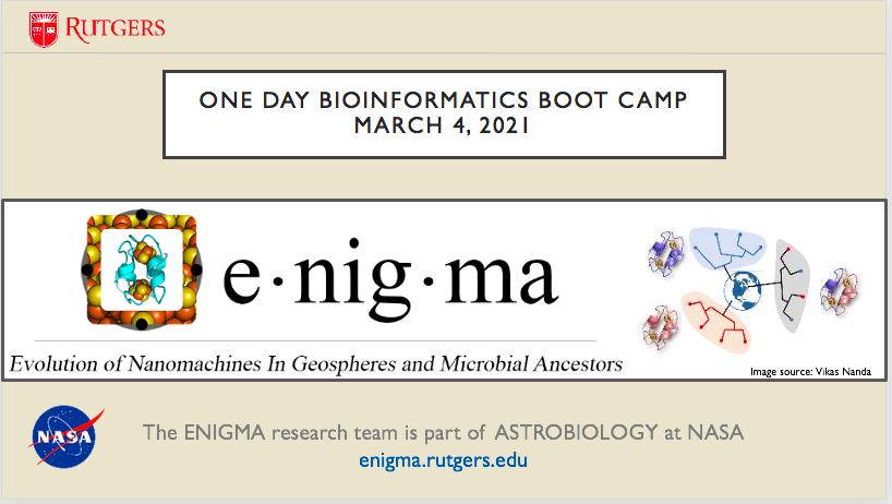 Bioinformatics slide1