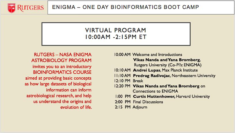 Bioinformatics slide3