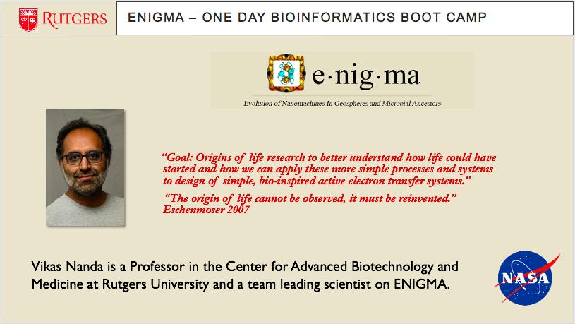 Bioinformatics slide6